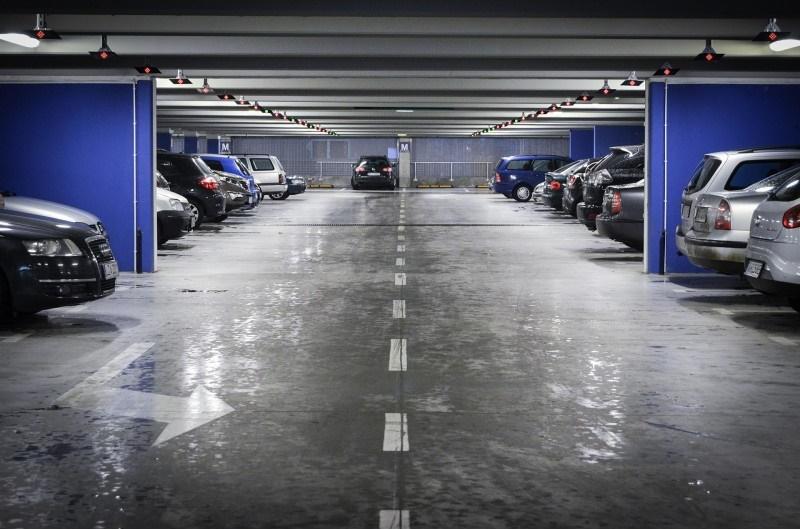 TG Parkplatz